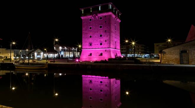 torre san michele rosa