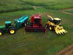 trattore campagna macchine agricole