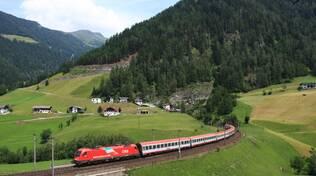 treno giornaliero da Monaco alla Riviera Romagnola
