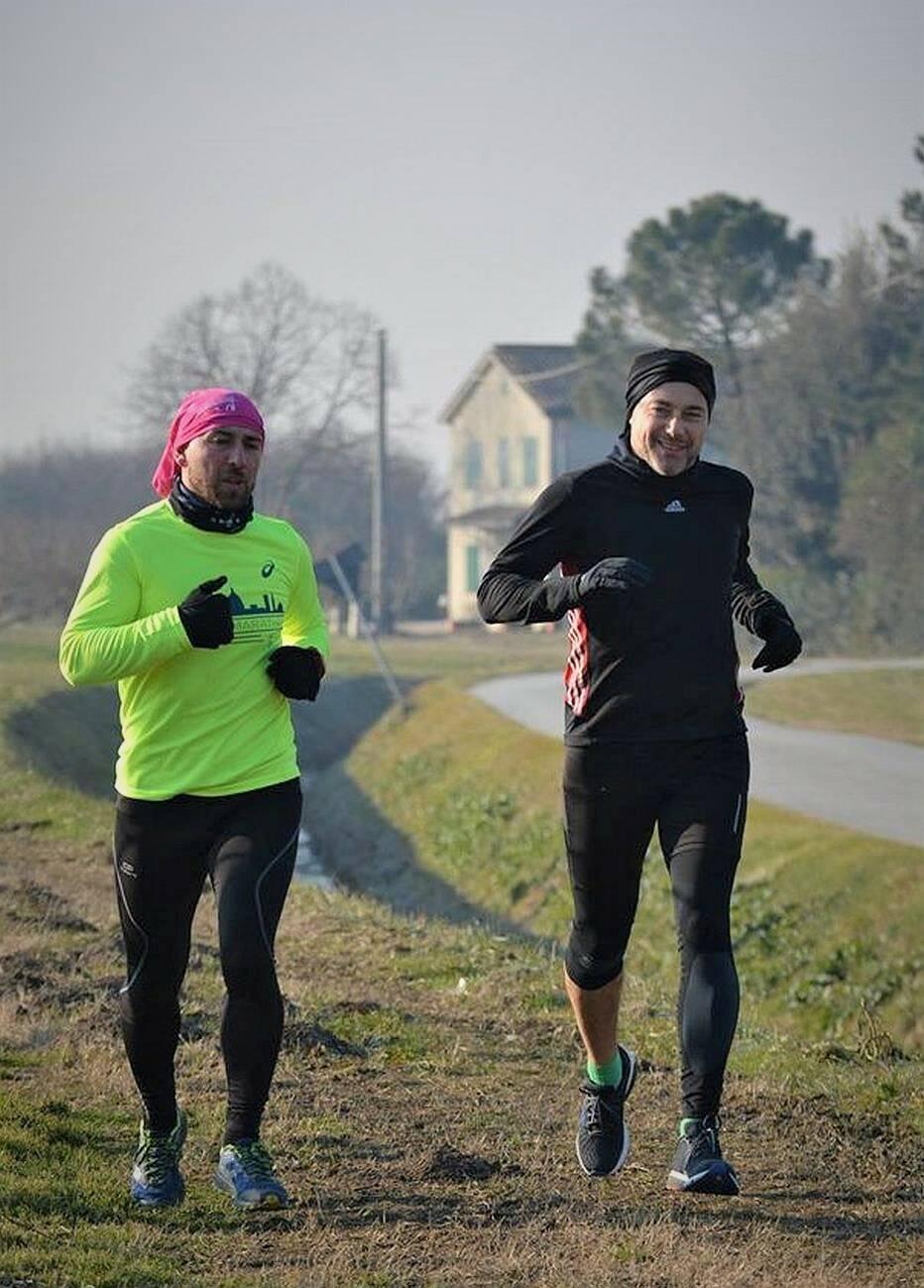 Ultramaratona della Pace sul Lamone