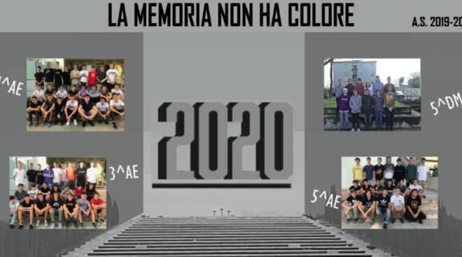 un calendario commemorativo