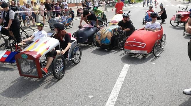vetture a pedali istituto bucci