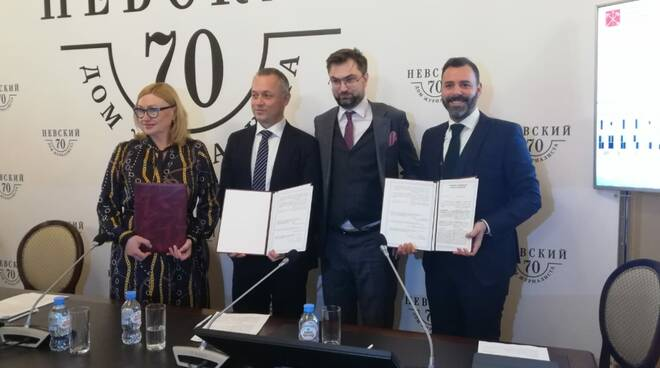 AIRiminum, Ravenna, Cervia e San Pietroburgo 'Gemellate' all'insegna del turismo
