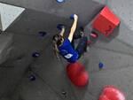 alice strocchi - arrampicata