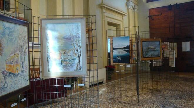 """""""Arte e Dintorni"""": a Bagnacavallo arriva la mostra collettiva"""