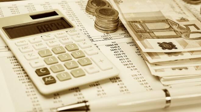 bilancio - pagamento - tasse