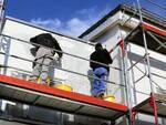 case. operai bonus facciate lavori edili