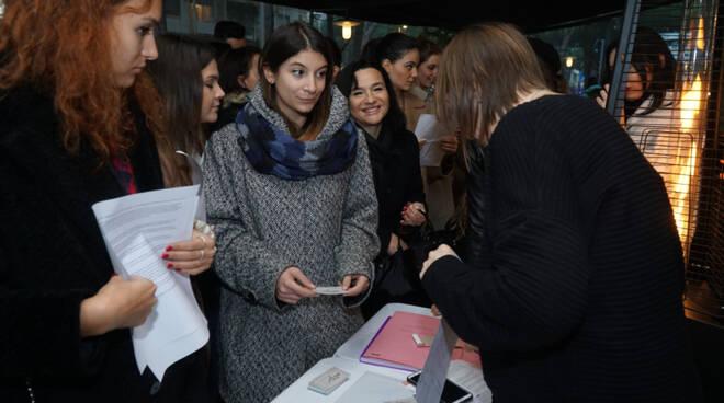 Casting a Milano Marittima per il nuovo film di Moccia