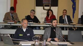 conferenza stampa coronavirus cesena