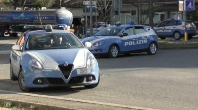 controlli straordinari polizia FORLI'