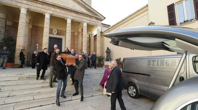 Funerale roberto cottifogli