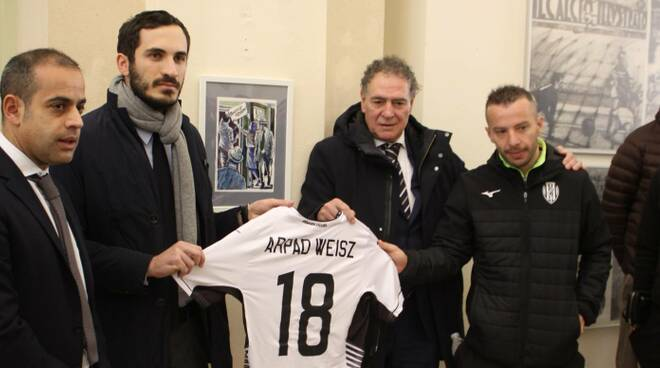 Cesena FC_Arpad Weisz