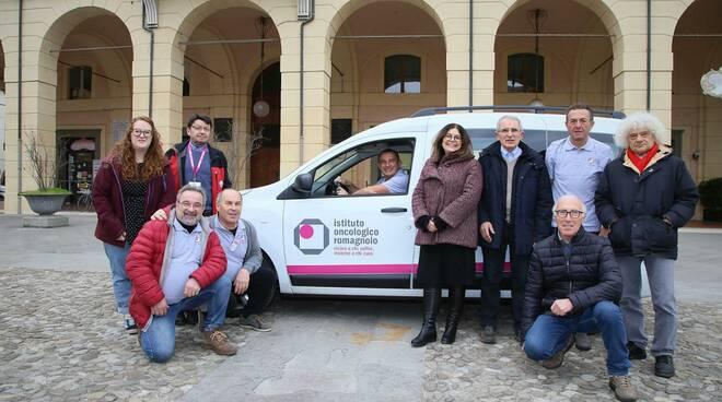 IOR trasporto pazienti oncologici bagncavallo