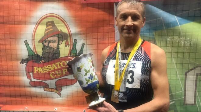 La 20^ Coppa del Passatore va a Dmitry Nedoshitov: in Russia premi in ceramica faentina