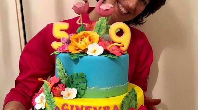 Le splendide torte di Serena Minghetti, Zucchero e Cuore