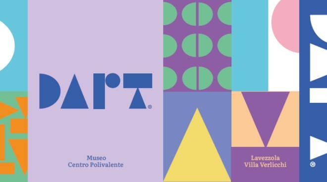 """Logo di """"Dart"""", il Contenitore Culturale del Comune di Conselice"""