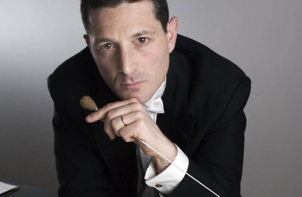 Maestro Federico Ferri