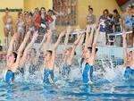 nuoto sincronizzato ravenna