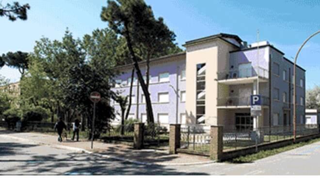 pinarella - ex colonia città d'aosta