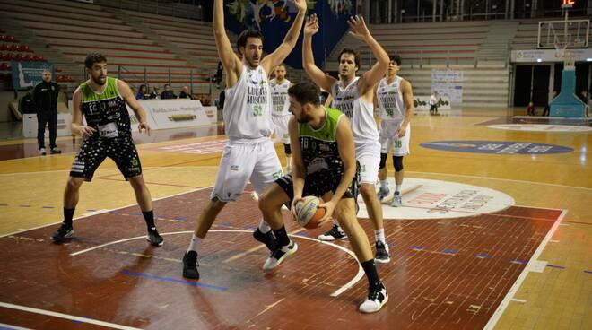 rekico faenza basket 2019-2020