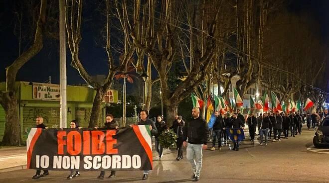 Rimini: un centinaio di persone al corteo in memoria delle vittime delle Foibe