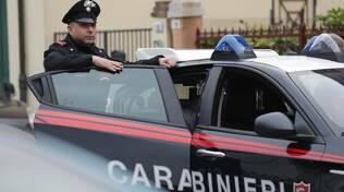 scippo borsetta - carabinieri