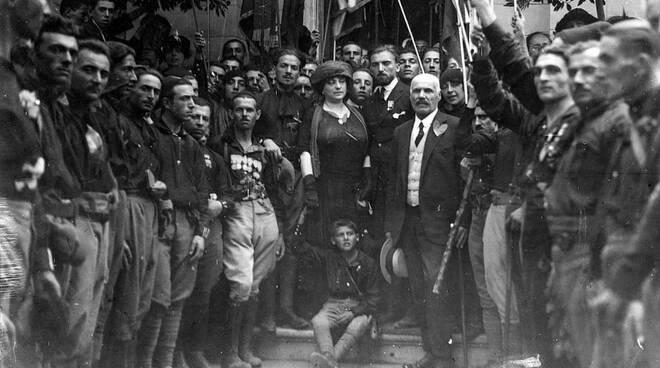 storie di ravenna, la marcia su ravenna del 1921