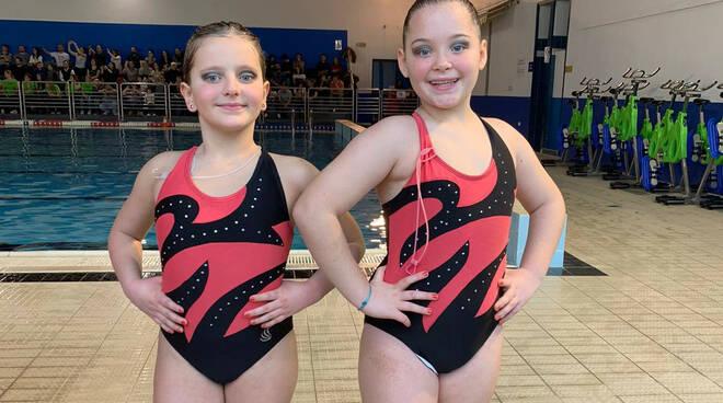 swimfit nuoto sincronizzato ravenna 2019-2020