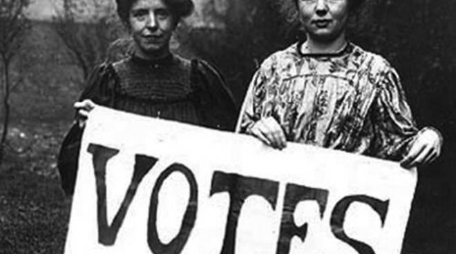 voto alle donne