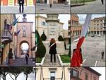 Bassa Romagna. Bandiere a mezz'asta e minuto di silenzio per le vittime e il sacrificio di medici e operatori