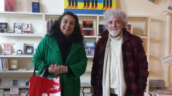 Bruno Tognolini fu ospite e Rianimazione letteraria