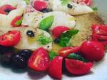 calamaretti alla mediterranea