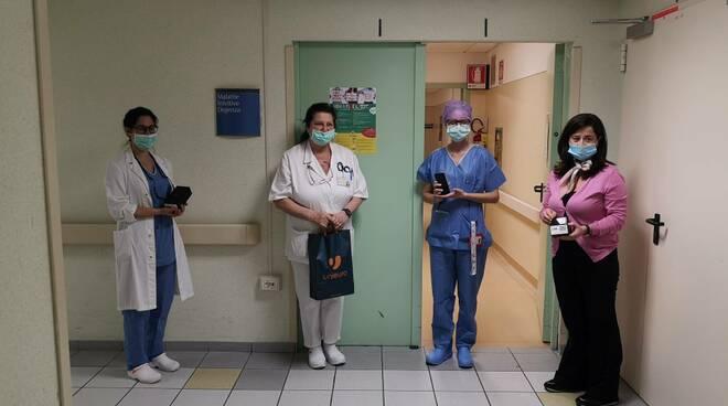 Donazione cellulari-ospedale Forlì