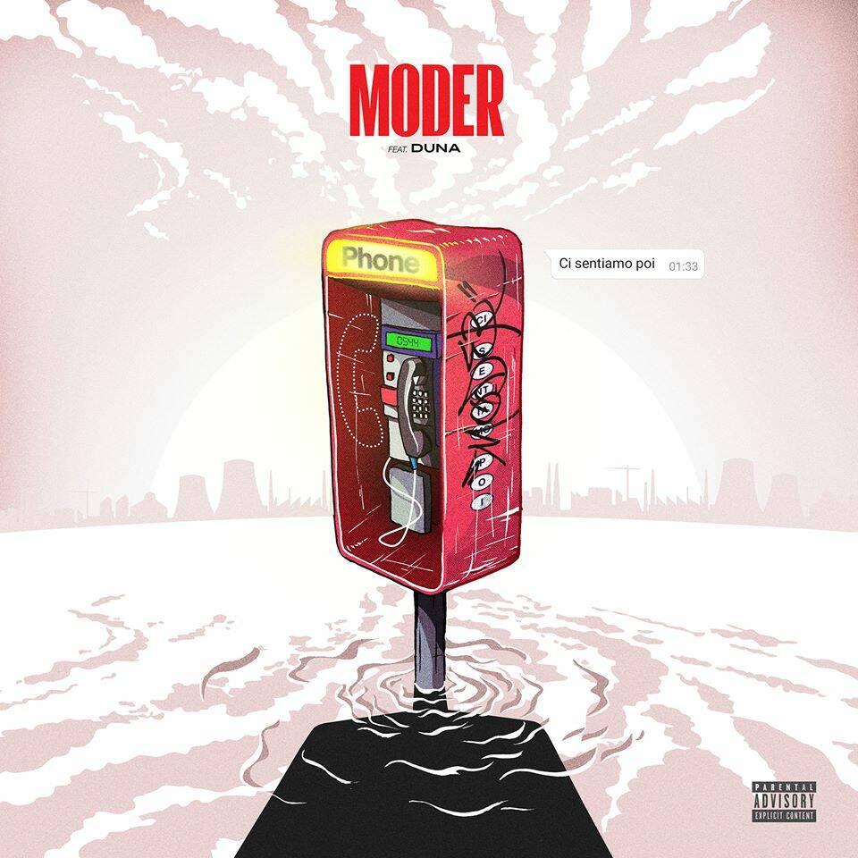 Moder_Ci Sentiamo Poi_Album cover