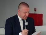 il presidente Tonino Bernabé  Romagna Acque