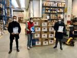Imprenditore cinese dona 350 tute all'ospedale di Forlì: l'elogio del Vicesindaco