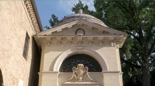 """Itinerari Danteschi a Ravenna"":"