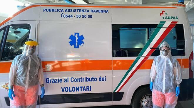 "L'allarme di Pubblica Assistenza Ravenna: ""Ancora mascherine ferme in dogana, perché?"""