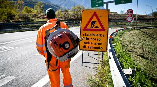 manutenzione autostrade  Ecogest