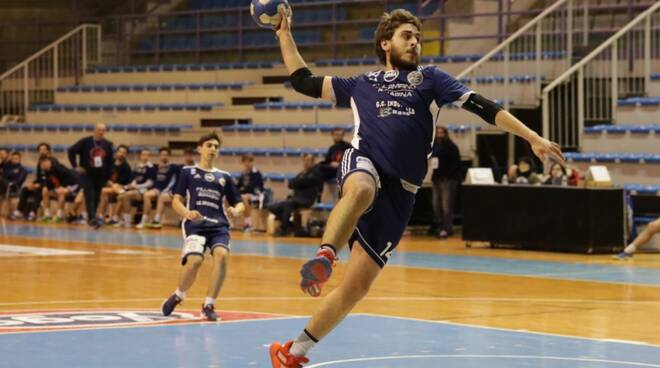 Marcello Montanari Handball