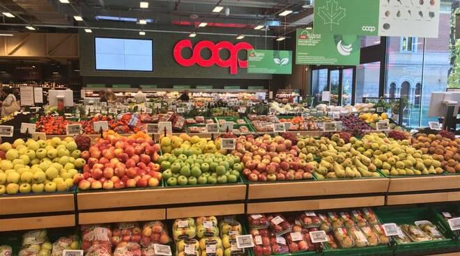 Coop annuncia prezzi fermi per 2 mesi fino al 31 maggio