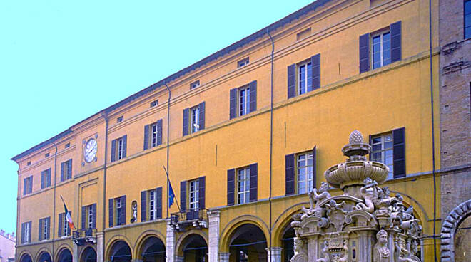 Palazzo Albornoz cesena