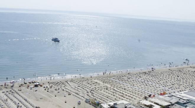 spiaggia cervia