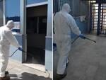 TCR sanificazione anti coronavirus - porto di ravenna
