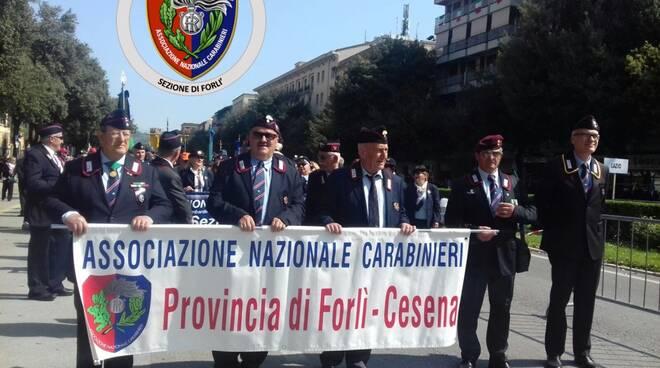 ass .nazionale carabinieri forlì