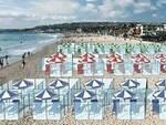 box plexiglass in spiaggia