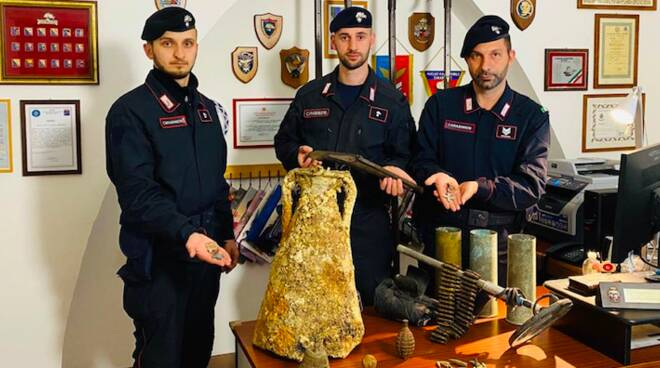 carabinieri di Saludecio