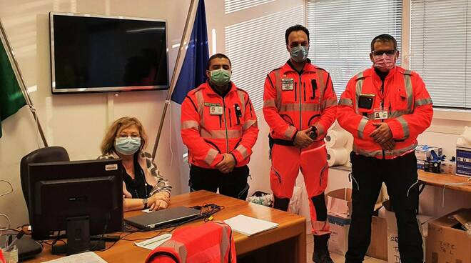 """Continua l'allarme di Pubblica Assistenza Ravenna: """"Lasciati soli, dobbiamo elemosinare mascherine"""""""