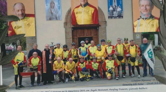 Santo Stefano ciclisti