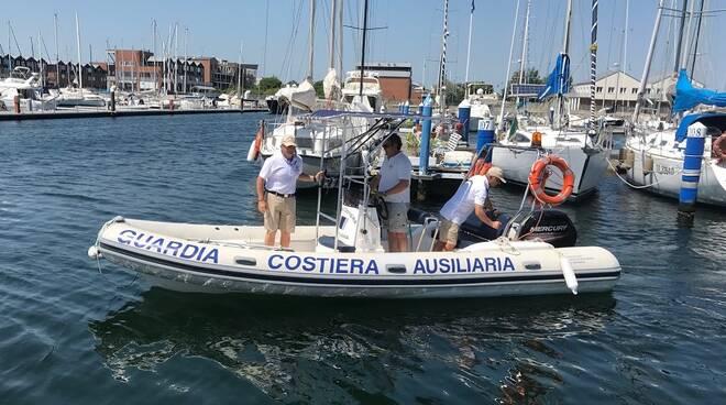 Guardia Costiera Ausiliaria